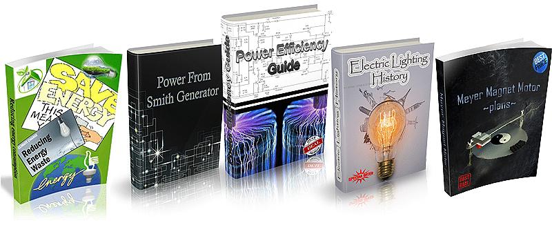 Power Efficiency Guide Sample Packs