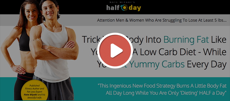 Half Day Diet Video Preview