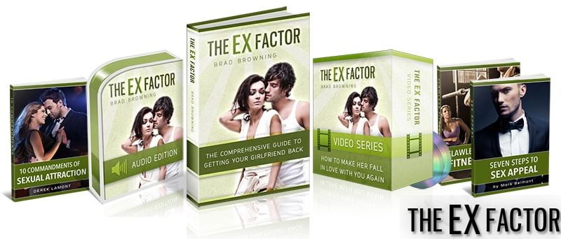 The Ex Factor Guide Packages