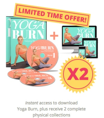 Yoga Burn Packages