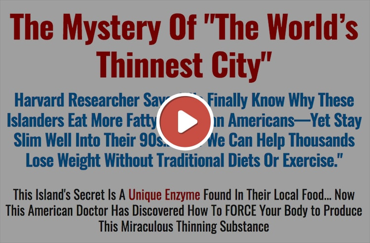 Eat The Fat Off Video Preview