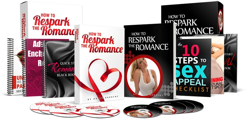 Respark The Romance Packages