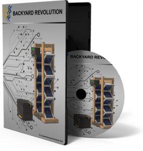 Backyard Revolution Cover