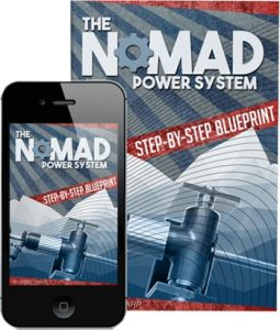 Nomad Power System Cover
