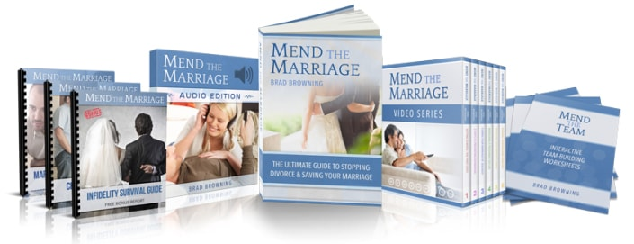 Mend The Marriage Package