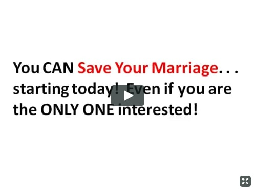 Save The Marriage System - Video Preview