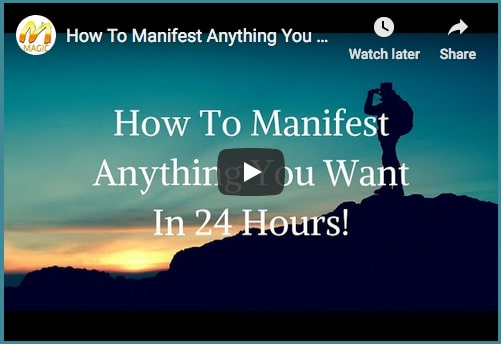 Manifestation Magic Video Preview